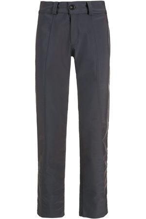 AMIR SLAMA Pockets straight-leg trousers
