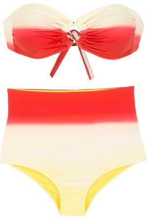 AMIR SLAMA Women Bikinis - Gradient-effect bikini set