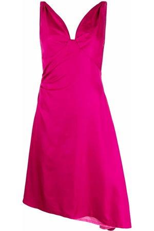 Thierry Mugler Women Dresses - 1980s draped detail dress