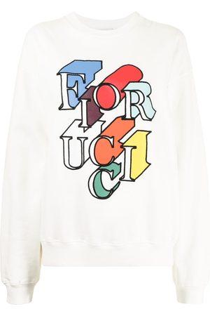 Fiorucci Flying logo sweatshirt