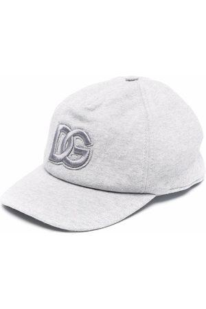 Dolce & Gabbana Boys Hats - Embroidered-logo baseball cap