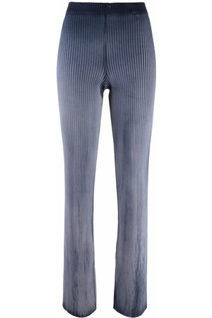 Cotton Citizen Women Trousers - High-waisted pleated trousers