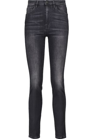 3x1 W3 Straight Authentic skinny jeans