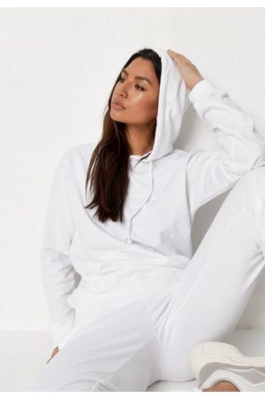 Missguided Loopback Hoodie And Joggers Co Ord Set
