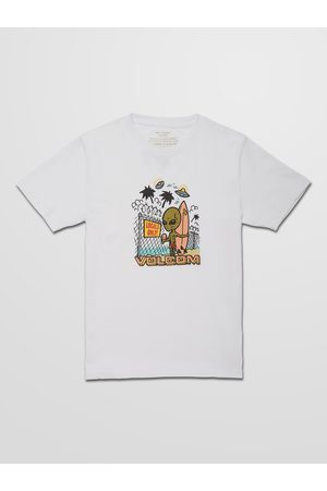 Volcom Boys Short Sleeve - Men's Ufoh T-shirt - - (Boys)
