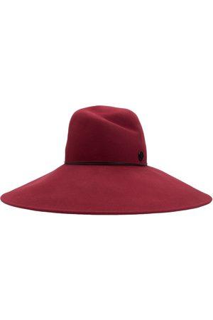 Le Mont St Michel Big Virginie Felted Wool Hat