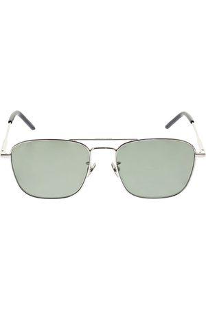Saint Laurent Sl 309 Round Metal Sunglasses