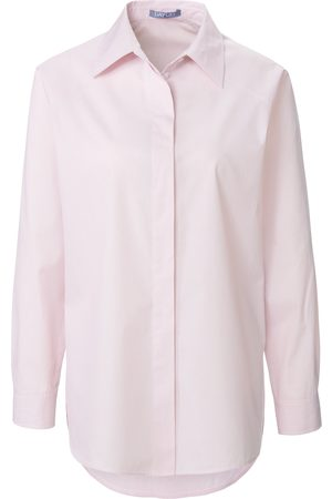 DAY.LIKE Women Blouses - Long blouse in 100% cotton size: 10