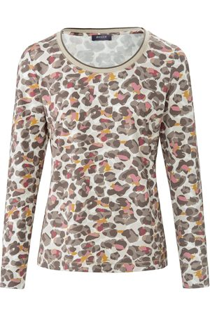 Basler Women Tops - Round neck top long sleeves multicoloured size: 10
