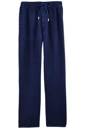 Vilebrequin Linen Pants Solid