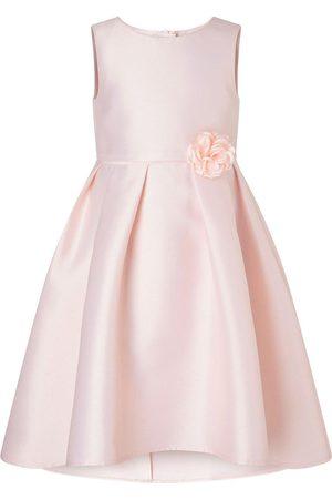 Monsoon Girls S.E.W. Hi Low Duchess Twill Dress