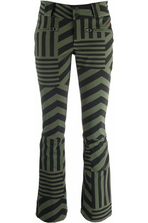 Perfect Moment Women Trousers - Star Dazzle flared ski trousers