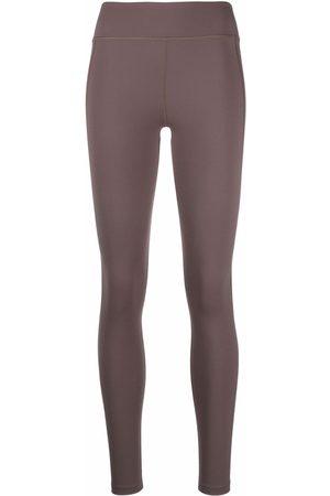 Filippa K Women Sports Leggings - Essential high-rise leggings - Neutrals