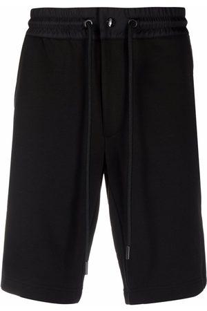 Moncler Side stripe-detail shorts