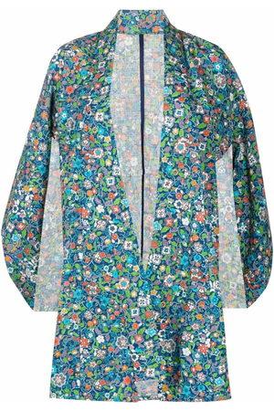 A.N.G.E.L.O. Vintage Cult 1970s floral split-sleeved coat