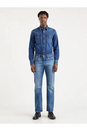 Levi's 527™ Slim Bootcut Jeans - Medium Indigo / Squash Automobile