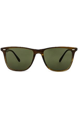 Oliver Peoples Ollis Sunglasses in Bark