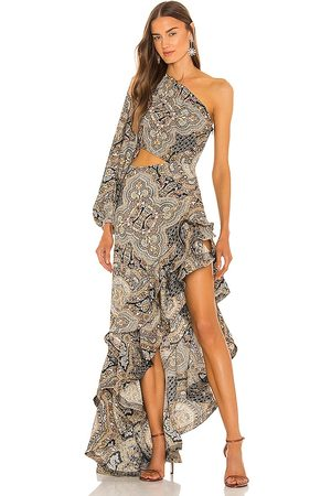 Bronx and Banco Paisley Gown in . Size XS, S, M.