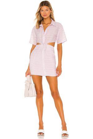 Lovers + Friends Corrin Mini Dress in . Size XXS, XS, S, M, XL.