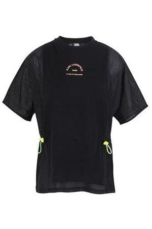 Karl Lagerfeld Women Short Sleeve - TOPWEAR - T-shirts