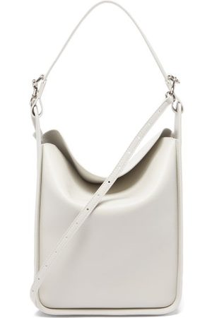 Balenciaga Tool 2.0 S Grained-leather Tote Bag - Womens