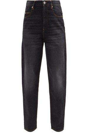 Isabel Marant Étoile Corsysr High-rise Tapered-leg Jeans - Womens