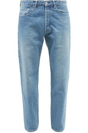 KURO Men Straight - Futura Wash 002 High-rise Straight-leg Jeans - Mens