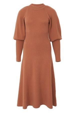 ZIMMERMANN Women Maxi Dresses - Cashmere dress
