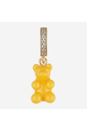 Crystal Haze Women Necklaces - Women's Pave Nostalgia Bear Pendant