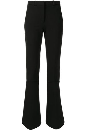 Versace Women Formal Trousers - Flared tailored trousers