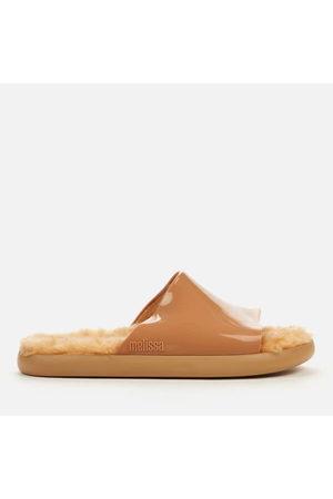 Melissa Women's Fluffy Slide Sandals