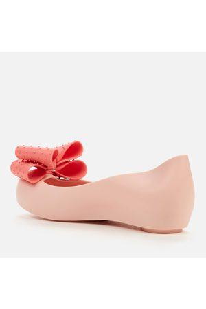 Melissa Women Ballerinas - Women's Ultragirl Dot Bow Ballet Flats