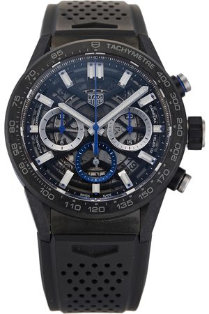 Tag Heuer Carrera Heuer 02 'Carbon Collection' Limited Edition Mens Watch CBG2017