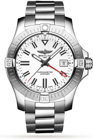 Breitling Men Watches - Avenger Automatic GMT 43mm Mens Watch