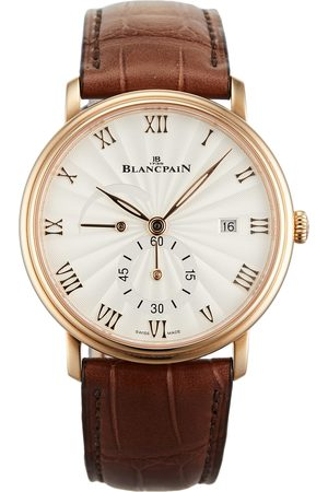 Pre-Owned Blancpain Villeret Mens Watch 6606A-3642-55A