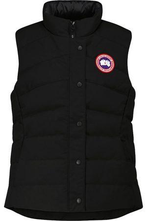 Canada Goose Women Body Warmers - Freestyle down vest