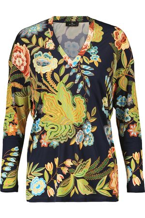 Etro Women Tops - Floral jersey top