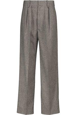 Isabel Marant Nafy high-rise wide-leg pants