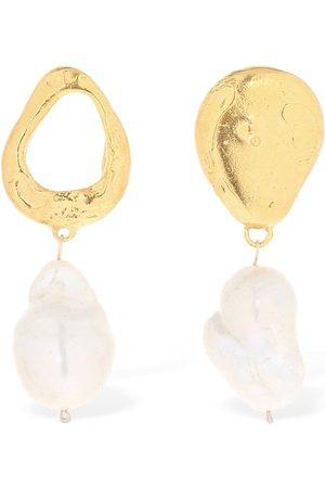Alighieri Women Earrings - The Infernal Storm Drop Earrings
