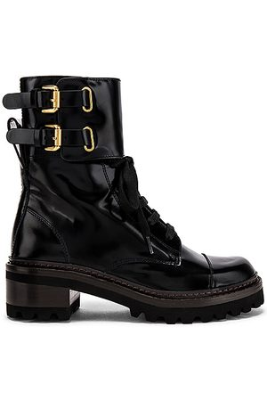 See by Chloé Mallory Boot in . Size 37, 38, 39, 40, 41.