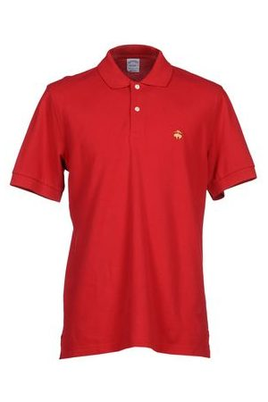 Brooks Brothers Men Polo Shirts - TOPWEAR - Polo shirts
