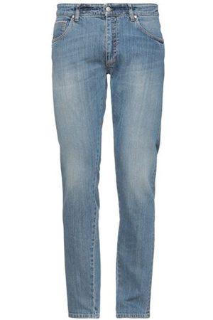 GREY DANIELE ALESSANDRINI BOTTOMWEAR - Denim trousers