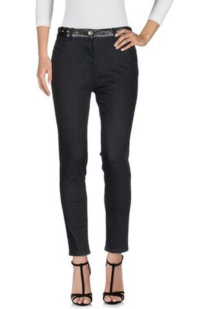Patrizia Pepe Women Trousers - BOTTOMWEAR - Denim trousers