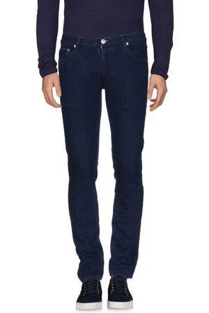 CARE LABEL Men Trousers - BOTTOMWEAR - Denim trousers