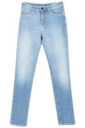 ARMANI JEANS BOTTOMWEAR - Denim trousers