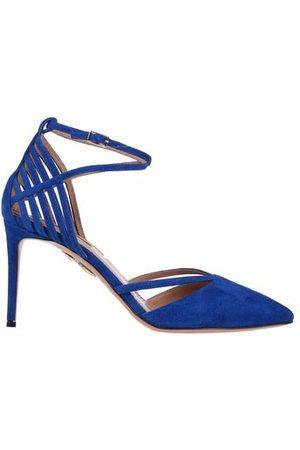 AQUAZZURA Women Heels - FOOTWEAR - Pumps