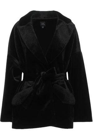 Armani Women Coats - COATS & JACKETS - Teddy coat