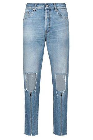 Roberto Cavalli Men Trousers - BOTTOMWEAR - Denim trousers