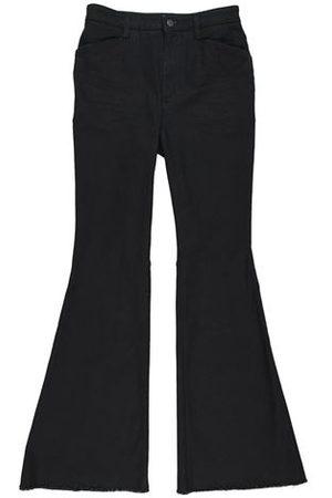 Kontatto Women Trousers - BOTTOMWEAR - Denim trousers
