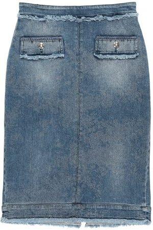 Manila Grace Women Denim Skirts - BOTTOMWEAR - Denim skirts
